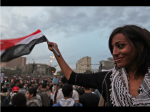 egypt-revolution-woman