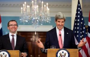 John Kerry, Espen Barth Eide