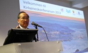 kina arktis ambassadør