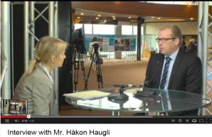 Håkon Haugli on LHBT