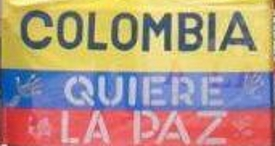 Colombia quiere la paz